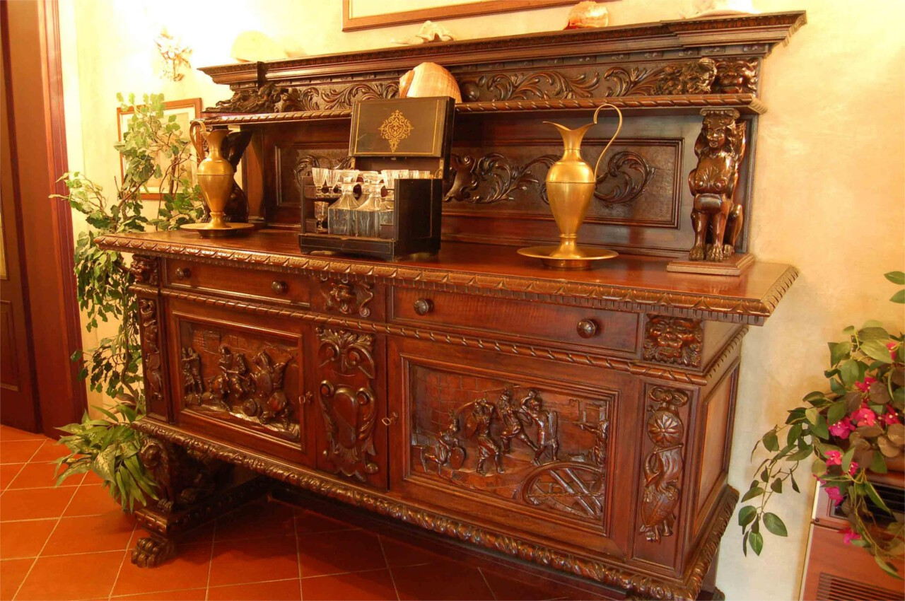 Restauro Mobili Verona